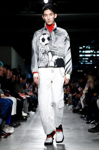 MSGM Menswear Fall Winter 2019 Milan4