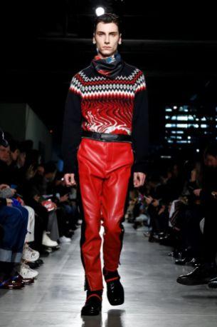 MSGM Menswear Fall Winter 2019 Milan40