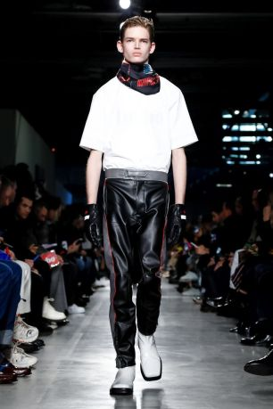 MSGM Menswear Fall Winter 2019 Milan41