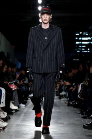 MSGM Menswear Fall Winter 2019 Milan42
