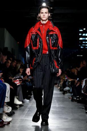 MSGM Menswear Fall Winter 2019 Milan43
