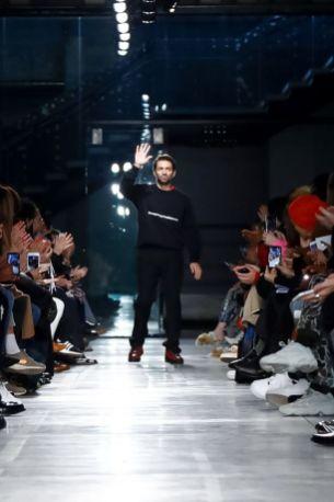 MSGM Menswear Fall Winter 2019 Milan44