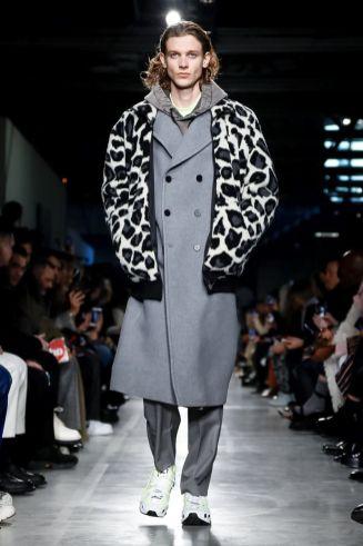 MSGM Menswear Fall Winter 2019 Milan9