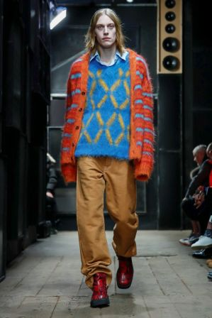 Marni Menswear Fall Winter 2019 Milan19
