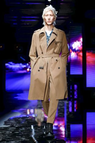 Neil Barrett Men & Women Fall Winter 2019 Milan33