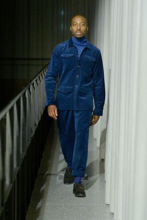 Oliver Spencer Menswear Fall Winter 2019 London11