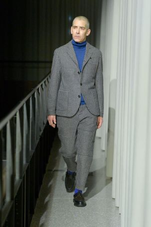 Oliver Spencer Menswear Fall Winter 2019 London12