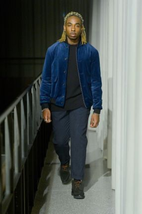 Oliver Spencer Menswear Fall Winter 2019 London13