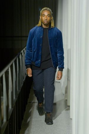 Oliver Spencer Menswear Fall Winter 2019 London13