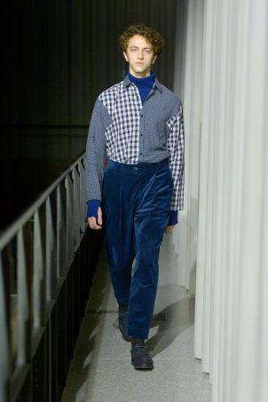 Oliver Spencer Menswear Fall Winter 2019 London14