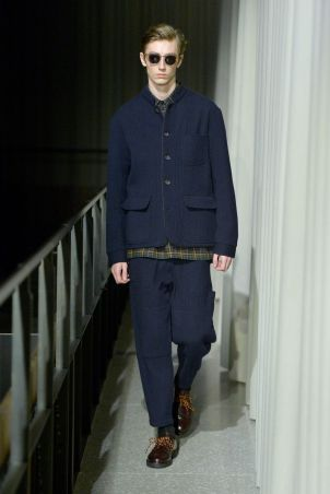 Oliver Spencer Menswear Fall Winter 2019 London17