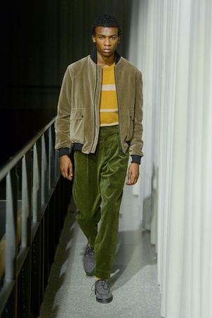 Oliver Spencer Menswear Fall Winter 2019 London19