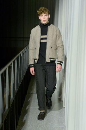 Oliver Spencer Menswear Fall Winter 2019 London2