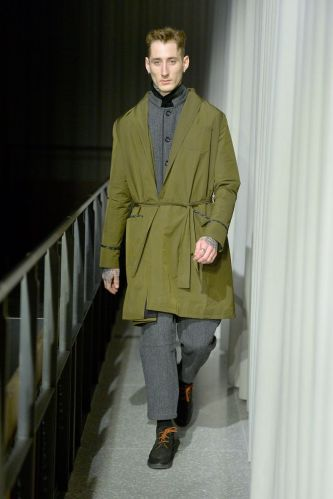 Oliver Spencer Menswear Fall Winter 2019 London30