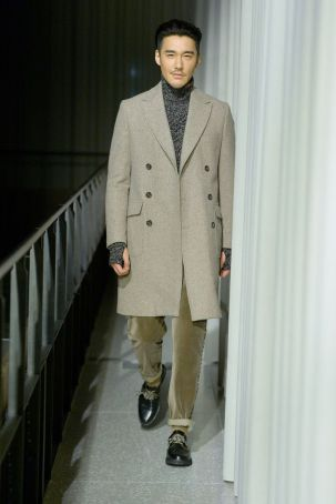 Oliver Spencer Menswear Fall Winter 2019 London9