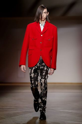 Paul Smith Menswear Fall Winter 2019 Paris22
