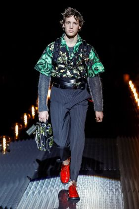 Prada Menswear Fall Winter 2019 Milan15
