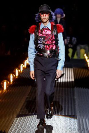 Prada Menswear Fall Winter 2019 Milan46