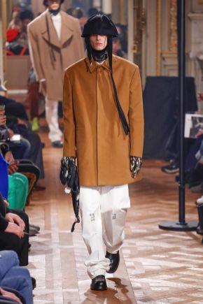 Raf Simons Menswear Fall Winter 2019 Paris14