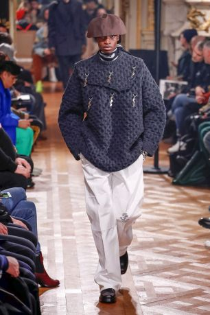 Raf Simons Menswear Fall Winter 2019 Paris17