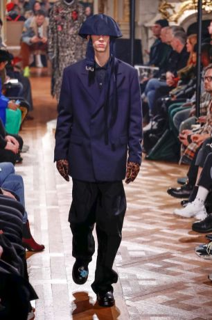 Raf Simons Menswear Fall Winter 2019 Paris18