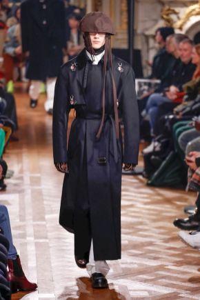 Raf Simons Menswear Fall Winter 2019 Paris21