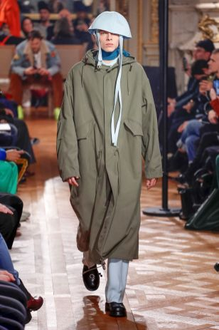 Raf Simons Menswear Fall Winter 2019 Paris36