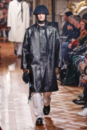 Raf Simons Menswear Fall Winter 2019 Paris4