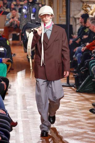 Raf Simons Menswear Fall Winter 2019 Paris43