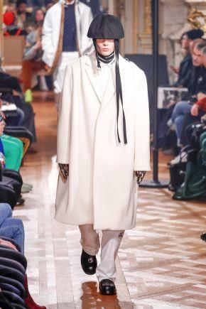Raf Simons Menswear Fall Winter 2019 Paris5