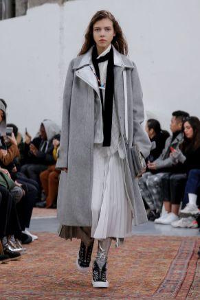 Sacai Menswear Fall Winter 2019 Paris11