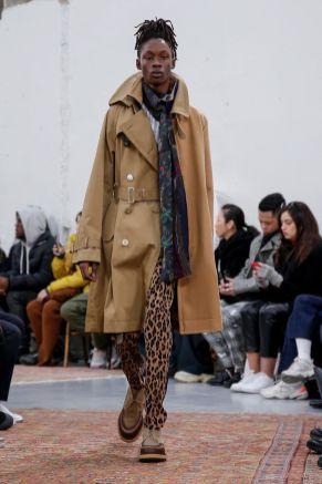 Sacai Menswear Fall Winter 2019 Paris23
