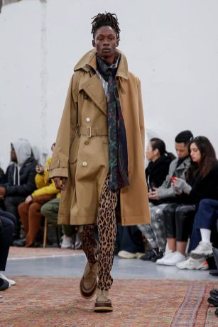 Sacai Menswear Fall Winter 2019 Paris23