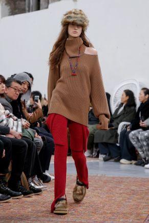 Sacai Menswear Fall Winter 2019 Paris27