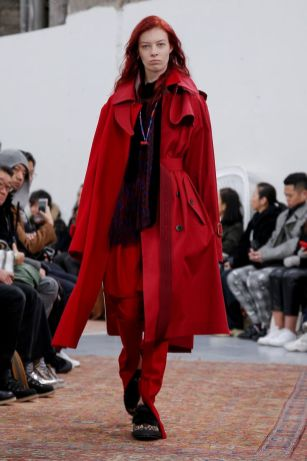 Sacai Menswear Fall Winter 2019 Paris32