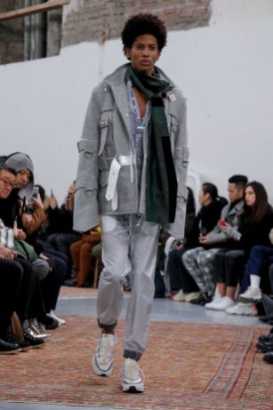 Sacai Menswear Fall Winter 2019 Paris4