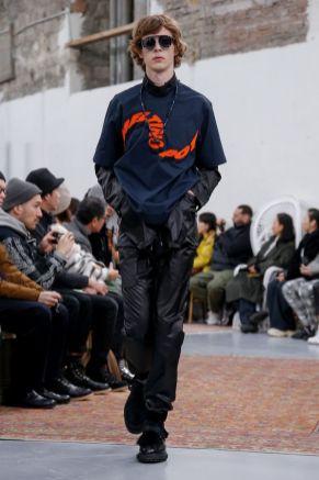 Sacai Menswear Fall Winter 2019 Paris44