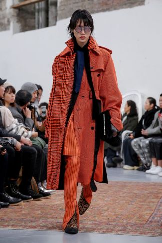Sacai Menswear Fall Winter 2019 Paris49