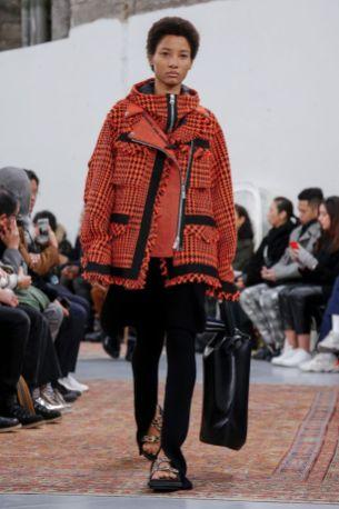 Sacai Menswear Fall Winter 2019 Paris50
