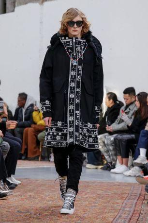 Sacai Menswear Fall Winter 2019 Paris60