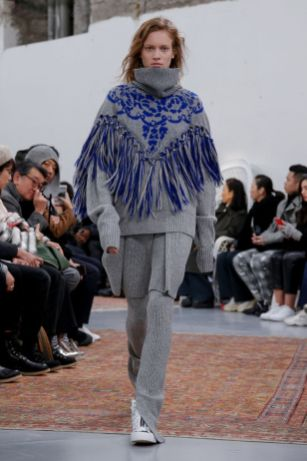 Sacai Menswear Fall Winter 2019 Paris8