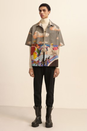 Stella McCartney Men's Fall 2019
