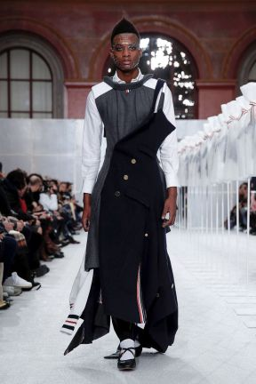 Thom Browne Menswear Fall Winter 2019 Paris12