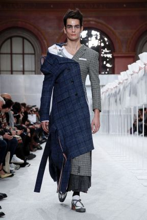 Thom Browne Menswear Fall Winter 2019 Paris15