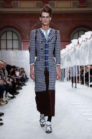 Thom Browne Menswear Fall Winter 2019 Paris17