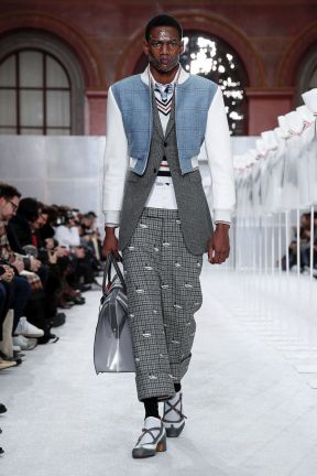 Thom Browne Menswear Fall Winter 2019 Paris19