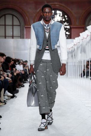 Thom Browne Menswear Fall Winter 2019 Paris19