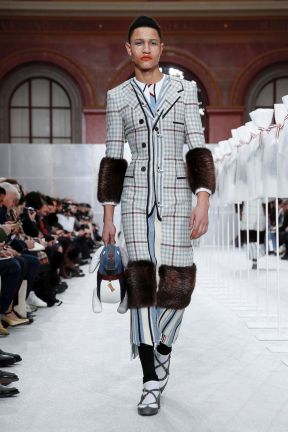 Thom Browne Menswear Fall Winter 2019 Paris23