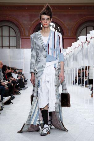 Thom Browne Menswear Fall Winter 2019 Paris24