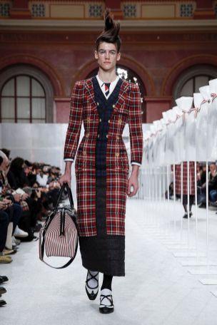 Thom Browne Menswear Fall Winter 2019 Paris26